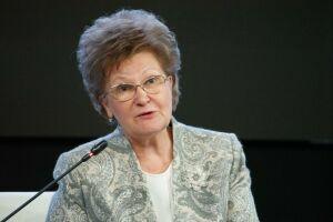 Ларионова: Конституционное признание культуры принципиально важно