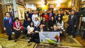Татарские врачи Москвы посвятили встречу 100-летию Татарстана