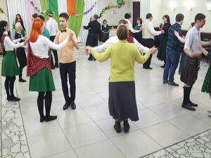 В Нижнекамске ирландскими танцами отметили День святого Патрика