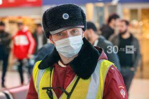 В аэропорту «Казань» рассказали о мерах борьбы с распространением коронавируса