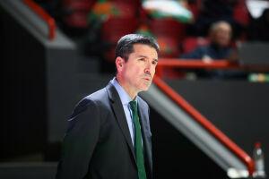 Главный тренер БК УНИКС посоветовал не выходить из дома без серьезной необходимости