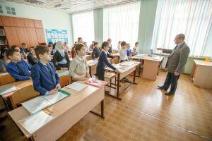 Минниханов поручил начать школьные каникулы в Татарстане с 19 марта