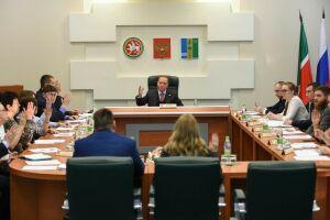 В Нижнекамском районе планируют реализовать бизнес-проекты на 47 млрд рублей