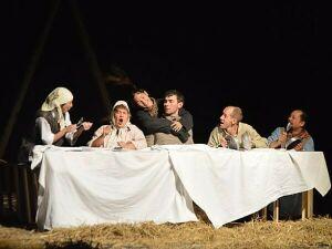 Спектакль Буинского театра «Барыня» завоевал Гран-при фестиваля «Славия» в Сербии