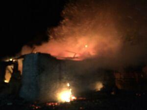 Мужчина погиб в пожаре, вспыхнувшем в домике охранника на территории агрофирмы в РТ