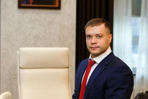 Тимур Шигабутдинов стал председателем совета директоров хоккейного «Нефтехимика»