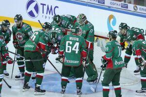 «Ак Барс» попросил КХЛ досрочно завершить сезон из-за коронавируса