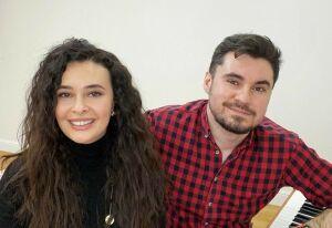 Эльмира Калимуллина и Эльмир Низамов исполнили новую песню на онлайн-квартирнике
