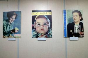 Женская сила и татарская Аленка: в «Татмедиа» открылась выставка журнала «Азат хатын»