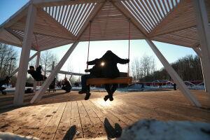 В Татарстане воздух прогреется до 5 градусов тепла