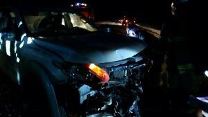 Четыре человека пострадали в ДТП с легковушкой и пикапом в Бугульминском районе РТ