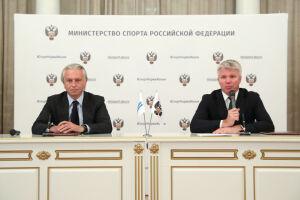 Источник: Бывший министр спорта РФ Павел Колобков начал работу в «Газпром нефти»