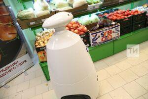 Проект «Ценикс» запустит для работы в торговых сетях робота-мерчандайзера