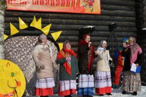 Высокогорский район отметил окончание Масленичной недели