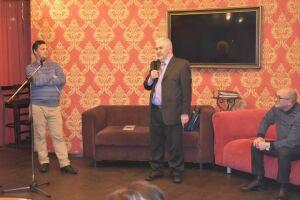 В Елабуге провели творческий вечер поэта Роберта Ясавеева