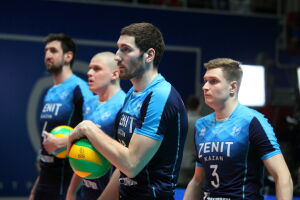 Федерация волейбола приостановила мужской и женский чемпионаты России
