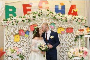 В «красивую» дату в нижнекамском ЗАГСе заключили брак 14 пар