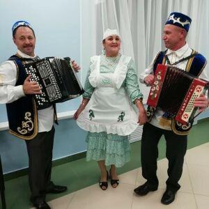 Вокалисты «Ак калфак», баянисты и танцоры Лаишевского района дадут онлайн-концерт