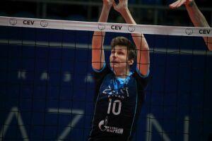 Волейболист «Зенита-Казани»: Я буду скучать по Алексею Вербову