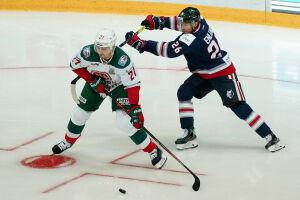 «Ак Барс» вышел в полуфинал «Востока», обыграв «Нефтехимик» в четвертый раз подряд