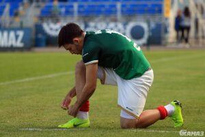 «КАМАЗ» проиграл первый контрольный матч на тренировочном сборе в Турции