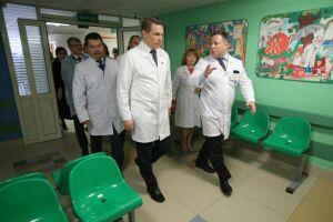 Мурашко назвал ДРКБ хорошим примером менеджмента качества в здравоохранении