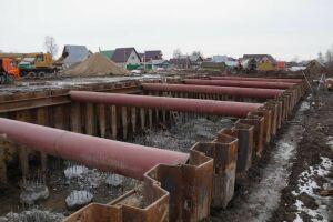 Началось строительство второго этапа Большого Казанского кольца по нацпроекту
