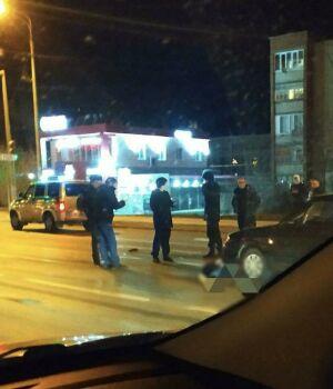 Легковушка сбила человека в Казани, пешеход с травмами в больнице