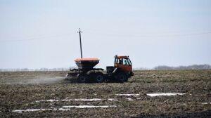 Аграрии Татарстана продолжают проводить весеннюю подкормку озимых