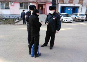 В Бугульме усилено патрулирование улиц из-за жалоб жителей