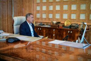 Минниханов попросил бизнес-омбудсмена РФ поддержать бизнес РТ субсидиями на занятость