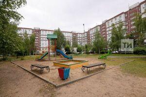 До конца года по программе «Наш двор» в Татарстане планируют обустроить 1 тыс. дворов