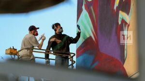 Уличных художников Татарстана приглашают к участию в фестивале «Культурный код»