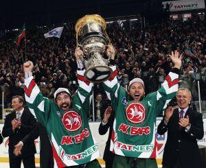 Алексей Морозов о Кубке Гагарина-2009: Воспоминания до сих пор очень свежие