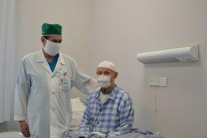 В университетской клинике КФУ успешно прооперировали 101-летнего ветерана ВОВ