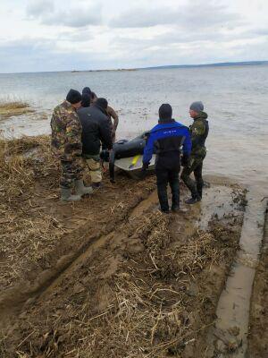 В реке Ик в Татарстане водолазы нашли тело пропавшего накануне подводного охотника