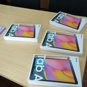 Школьников Спасского района обеспечили планшетами для дистанционного обучения