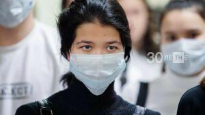 Жителей Татарстана обязали надевать маски в магазинах и общественном транспорте