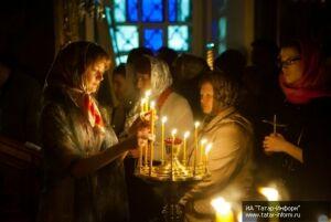Татарстанцы смогут присоединиться к Пасхальной службе онлайн