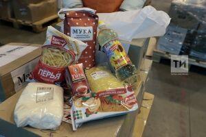 Президент РТ: Надо обеспечить продуктовыми наборами тех, кто лишен господдержки