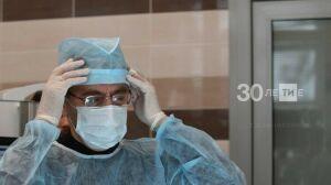 У большинства татарстанцев с коронавирусом болезнь протекает с симптомами ОРВИ