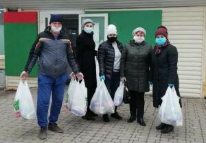 Черемшанские учителя оплатили интернет и купили продукты для своих учеников