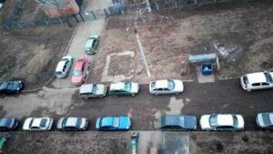 В Нижнекамске увеличат количество парковочных мест во дворах