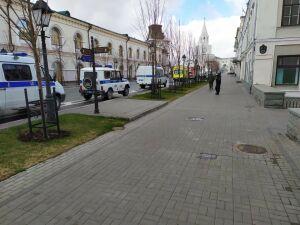 В Казани эвакуировали здание мэрии