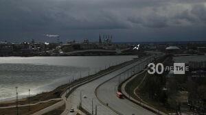В Татарстане похолодает до 6 градусов ниже нуля