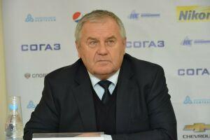 «Ак Барс» и «Нефтехимик» поздравили с 70-летием главного тренера московского «Динамо»