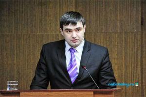 В Набережных Челнах представили нового директора МУП «Горзеленхоз»