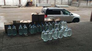 За незаконную продажу 200 литров медицинского спирта задержан житель Казани