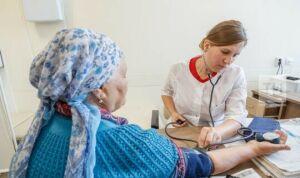 По нацпроекту «Демография» более 500 пожилых менделеевцев прошли медобследование