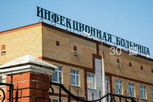 В Казани под наблюдением находятся более 2,4 тыс. человек, прибывших из-за рубежа